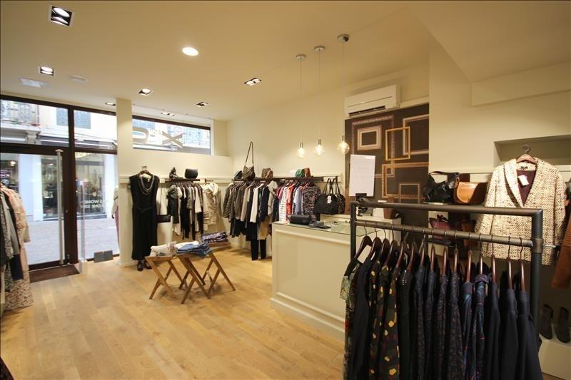 Vente fonds de commerce boutique Aix-les-bains 190000€ - Photo 2