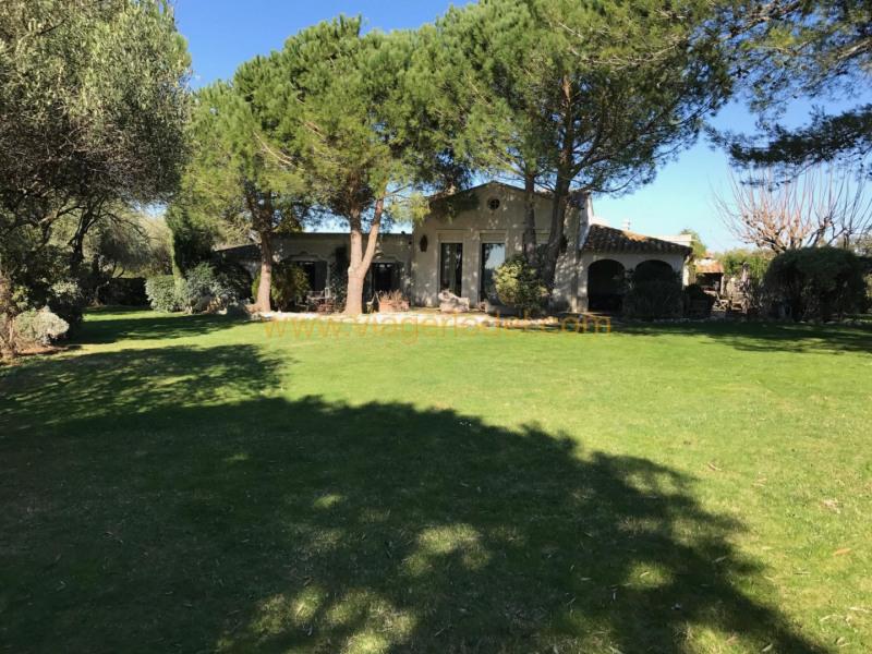 Vitalicio  casa Fabrègues 950000€ - Fotografía 1