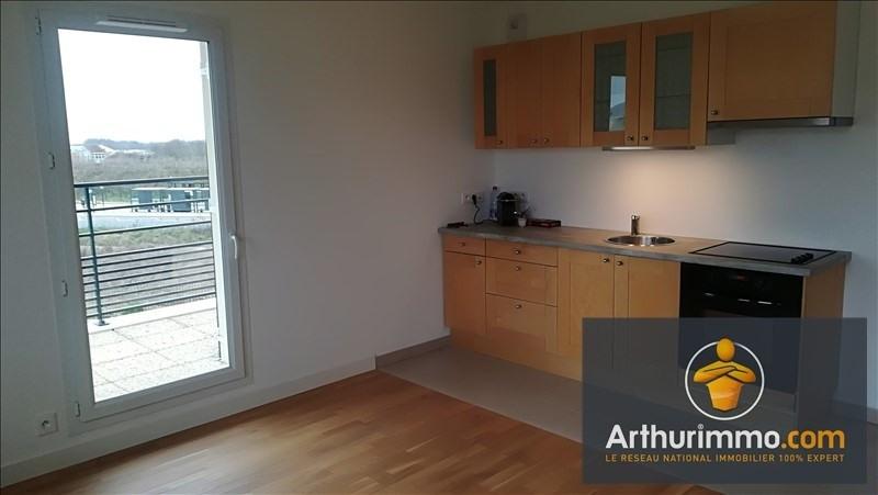 Rental apartment St pierre du perray 740€ CC - Picture 2