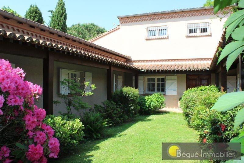 Vente de prestige maison / villa 5 mns pibrac 799000€ - Photo 7