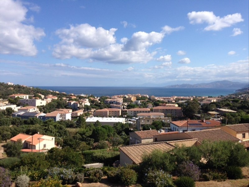 Sale apartment L ile rousse 272 000€ - Picture 1