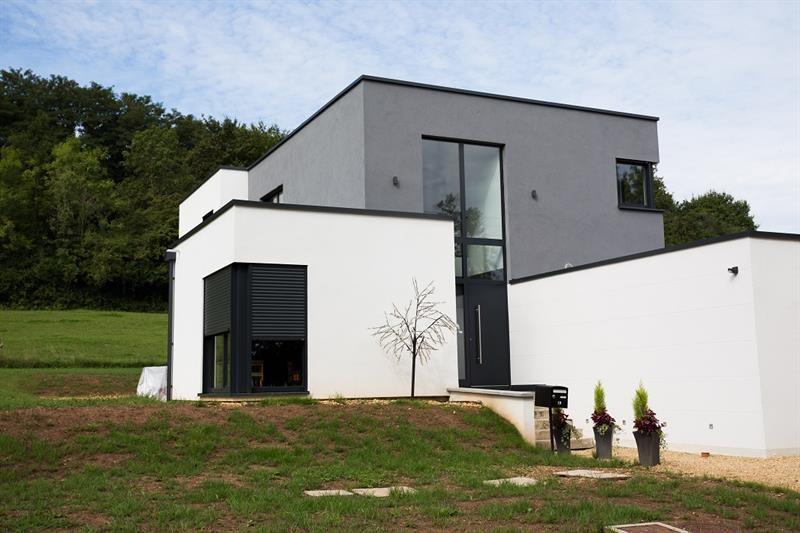"""Modèle de maison  """"Maison d'architecte en Moselle"""" à partir de 6 pièces Meurthe-et-Moselle par INNOV'HABITAT"""