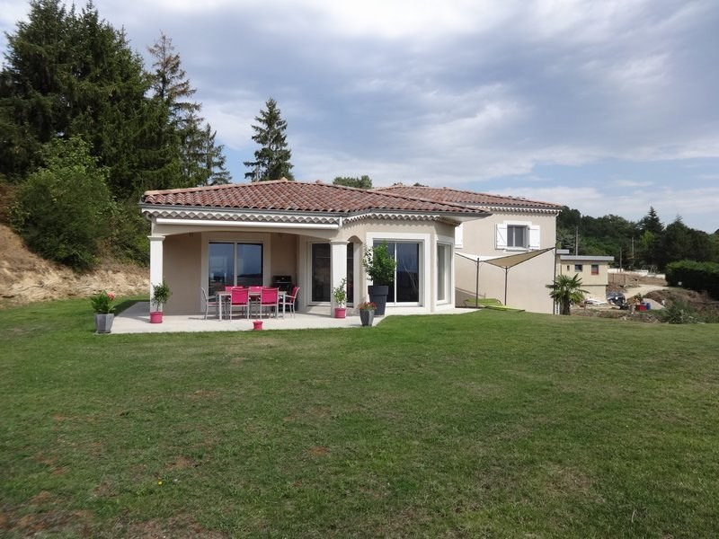 Vente maison / villa Peyrins 425 000€ - Photo 1