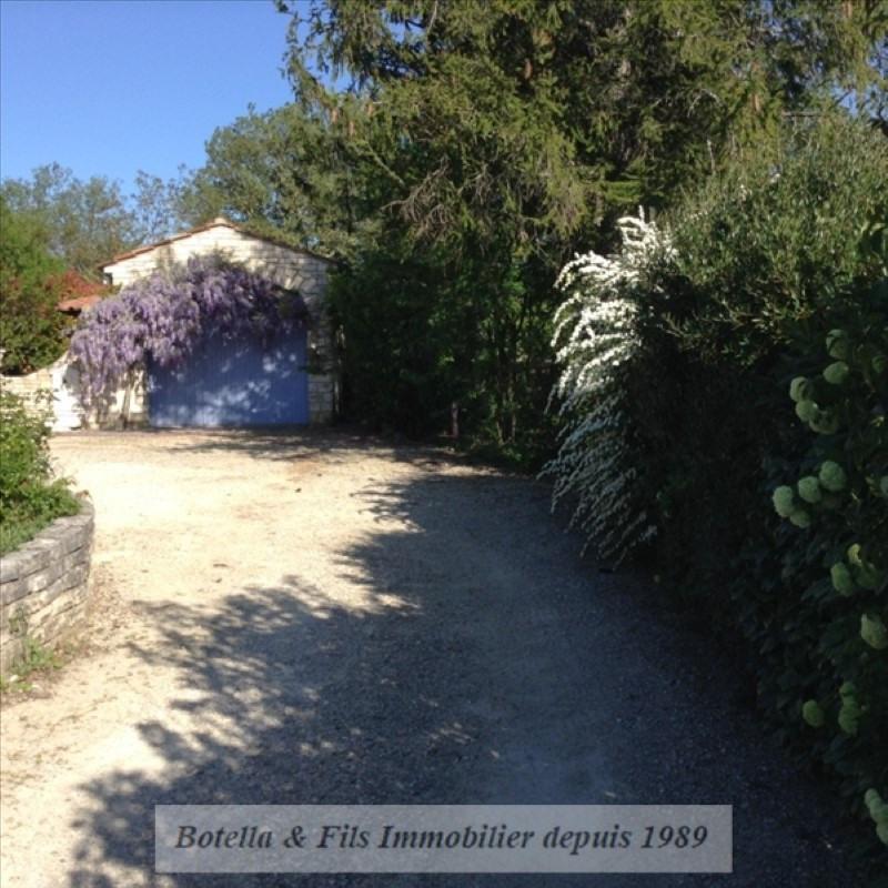Venta  casa Barjac 266000€ - Fotografía 4