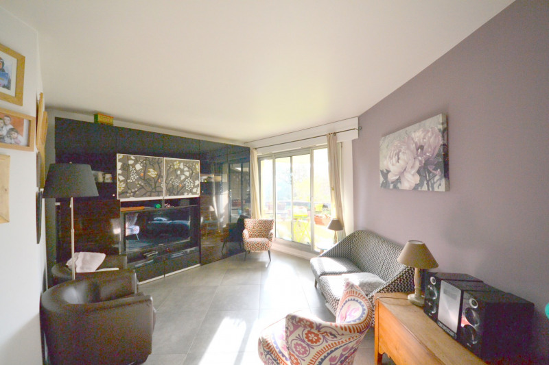 Vente appartement Suresnes 550000€ - Photo 1