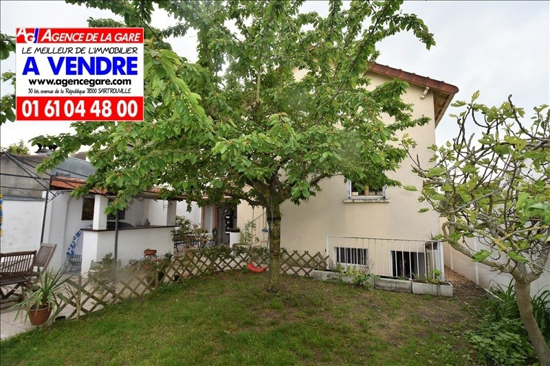 Revenda casa Sartrouville 429000€ - Fotografia 4