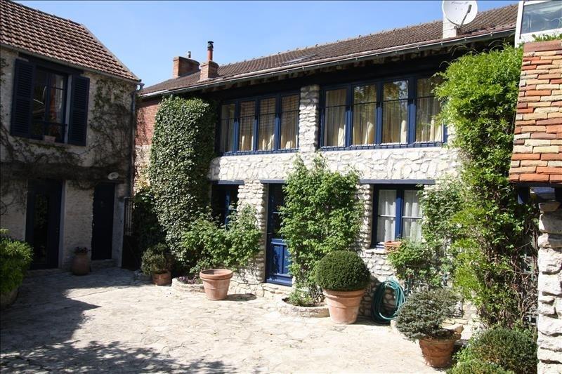 Sale house / villa Crespieres 795000€ - Picture 2