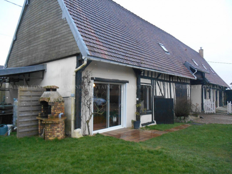 Ensemble de 2 habitations secteur Auchy La Montagne