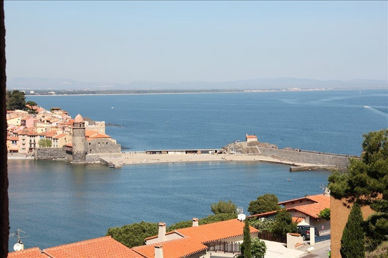Sale apartment Collioure 254 000€ - Picture 2