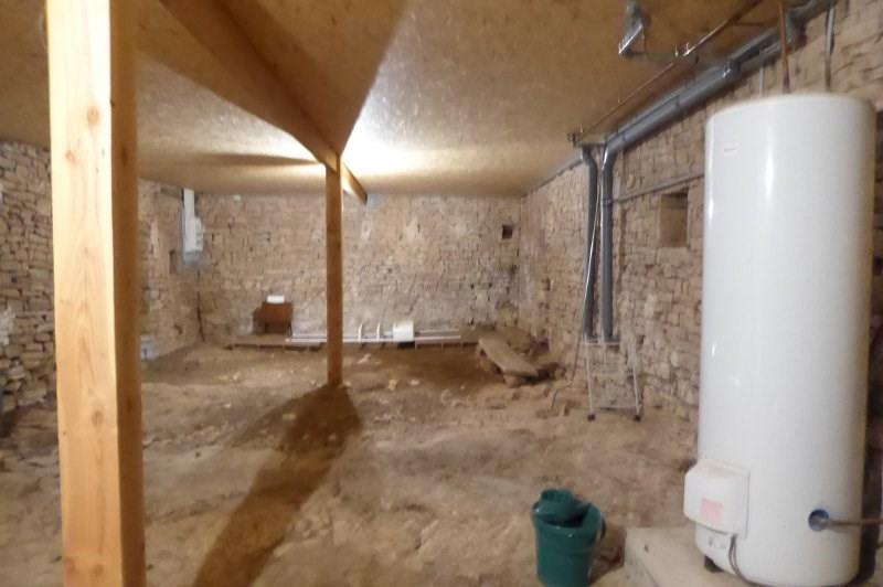 Sale house / villa La dornac 129000€ - Picture 17
