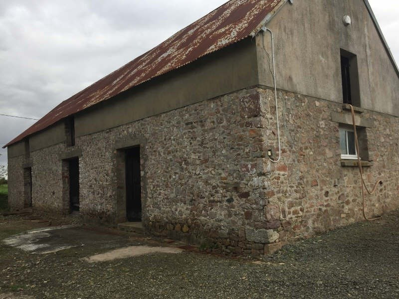 Sale house / villa Lessay 49600€ - Picture 1