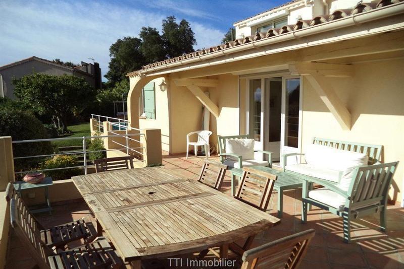 Sale house / villa Les issambres 889000€ - Picture 1