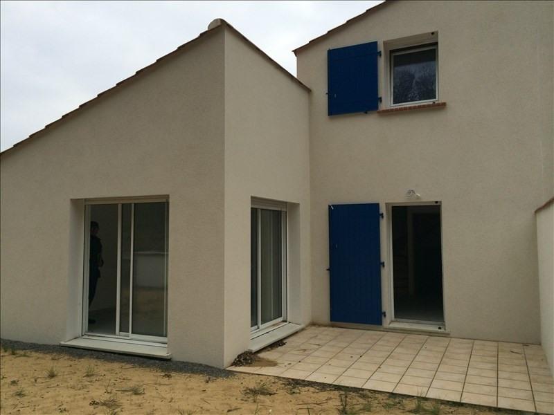 Vente maison / villa Longeville sur mer 249500€ - Photo 8