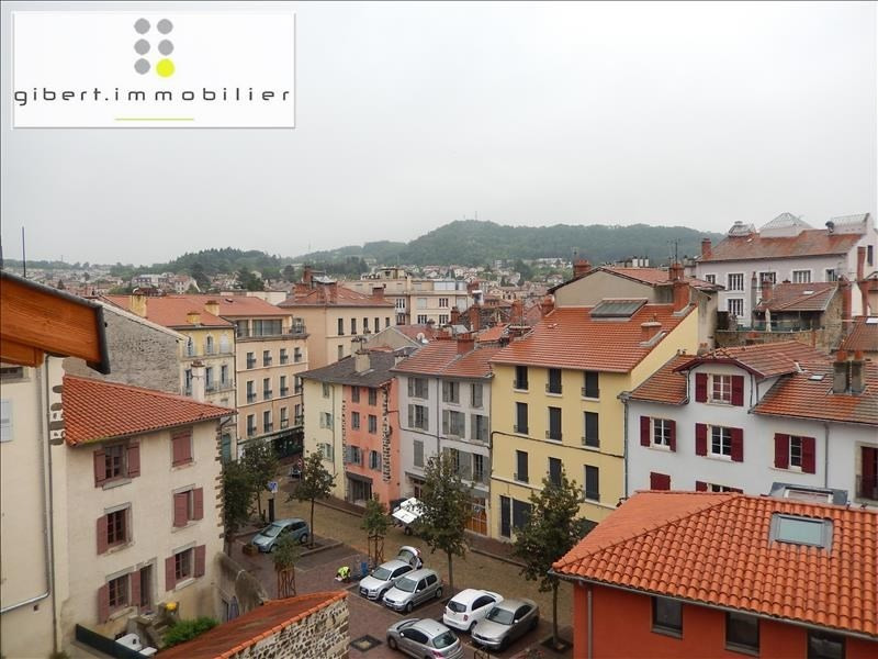 Rental apartment Le puy en velay 400€ CC - Picture 3