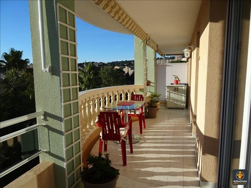 Sale apartment Sainte maxime 262000€ - Picture 1