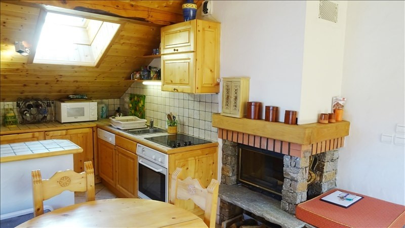 Vente de prestige appartement Meribel 568 000€ - Photo 3