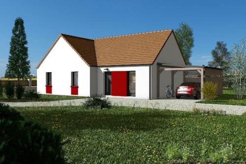 Maison  5 pièces + Terrain 691 m² Saint-Claude-de-Diray par maisons PRIMEA