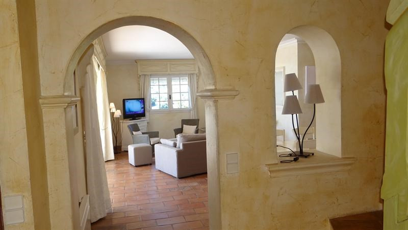 Vacation rental house / villa Cavalaire sur mer 1 000€ - Picture 18
