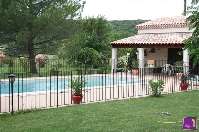 Sale house / villa Uzes 490000€ - Picture 1