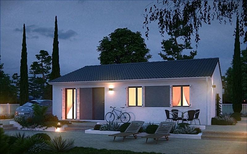 Maison  4 pièces + Terrain 407 m² Dompierre-sur-Yon par MAISONS PIERRE