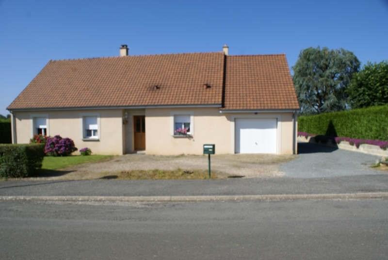 Venta  casa Mamers 175600€ - Fotografía 1