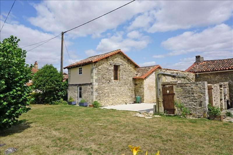 Vente maison / villa Sauzé-vaussais 279000€ - Photo 4