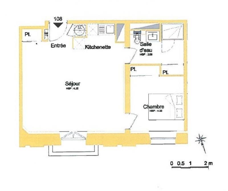 Deluxe sale apartment Bordeaux 360000€ - Picture 2