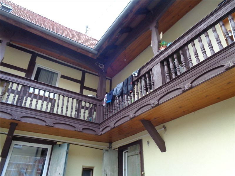 Verkauf mietshaus Bischwiller 286200€ - Fotografie 1