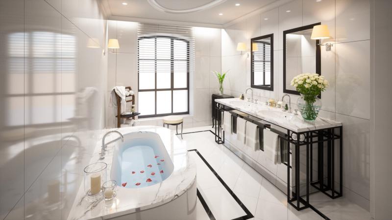 Revenda residencial de prestígio palacete Paris 7ème 39900000€ - Fotografia 12