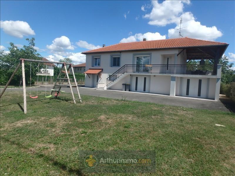 Sale house / villa Viriat 295000€ - Picture 1