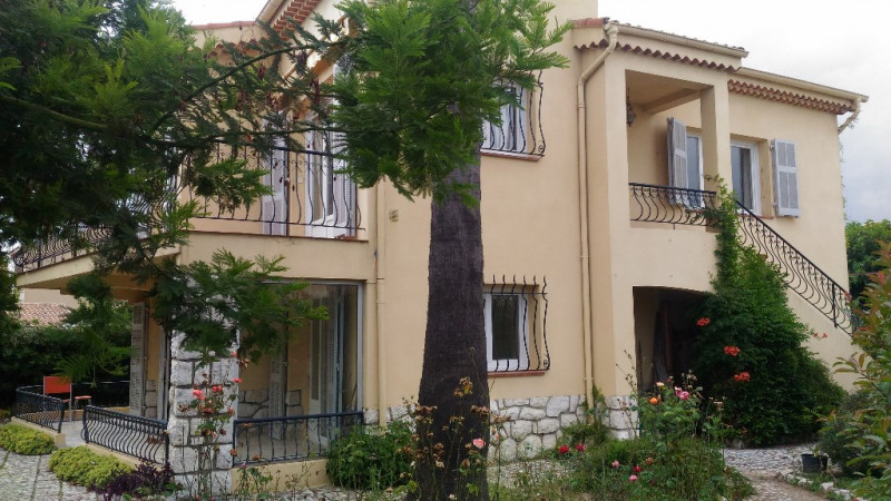 Affitto casa Cagnes sur mer 1800€ CC - Fotografia 1