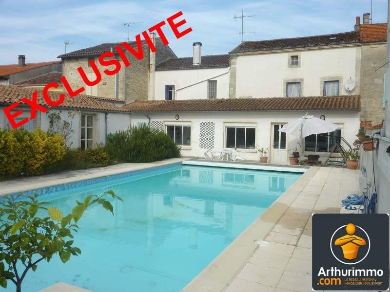 Vente maison / villa Matha 211000€ - Photo 1
