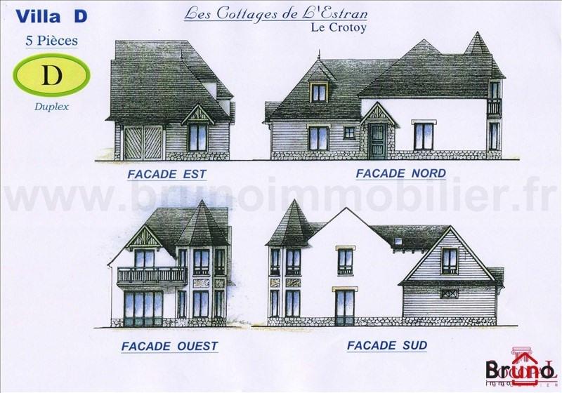 Revenda residencial de prestígio casa Le crotoy 626000€ - Fotografia 3