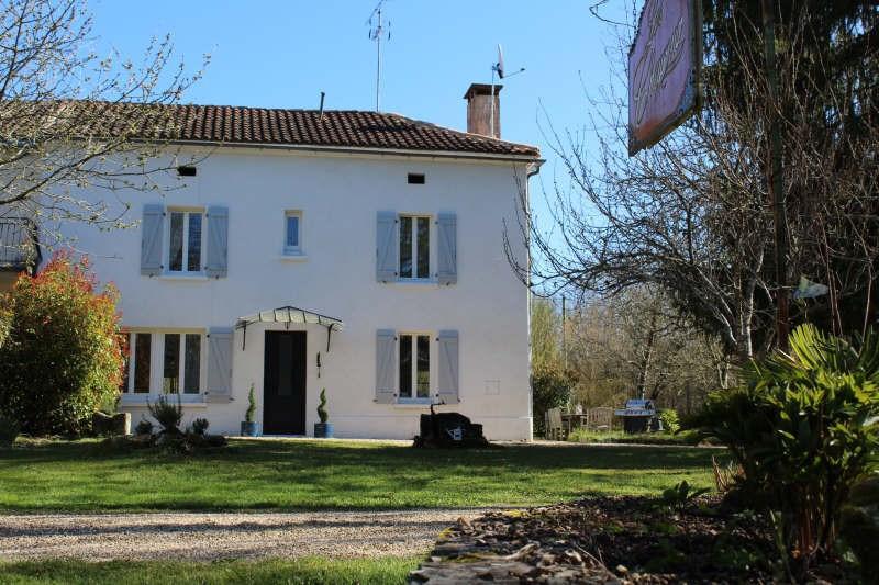 Vente maison / villa Paussac et st vivien 169900€ - Photo 1