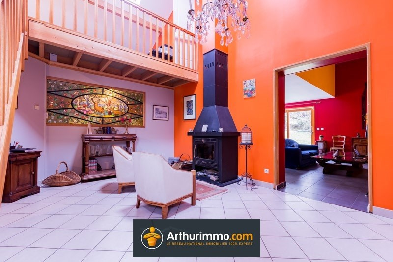 Sale house / villa La tour du pin 345 000€ - Picture 2
