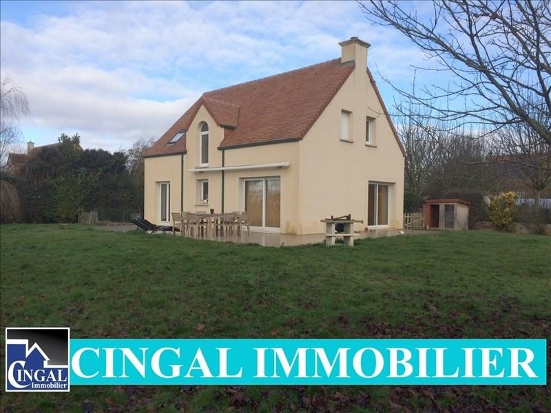 Vente maison / villa Caen 316000€ - Photo 1