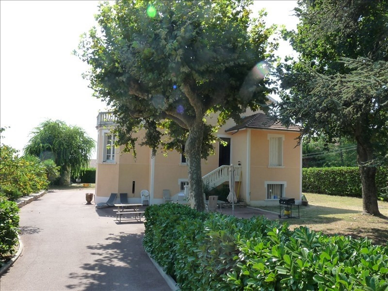 Vente maison / villa Genissieux 472 500€ - Photo 1