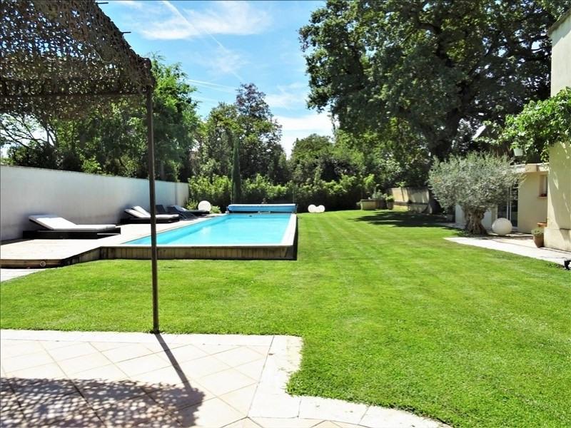 Vente de prestige maison / villa Montfavet 667800€ - Photo 4
