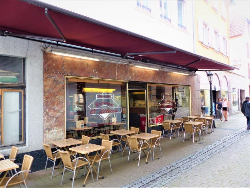 Commercial property sale shop Haguenau 172 000€ - Picture 1