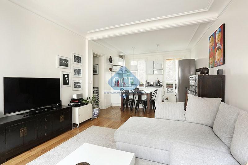 Vente de prestige appartement Paris 9ème 620000€ - Photo 2