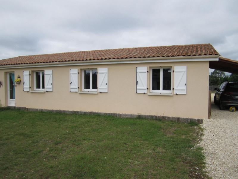Vente maison / villa Brossac 230000€ - Photo 3