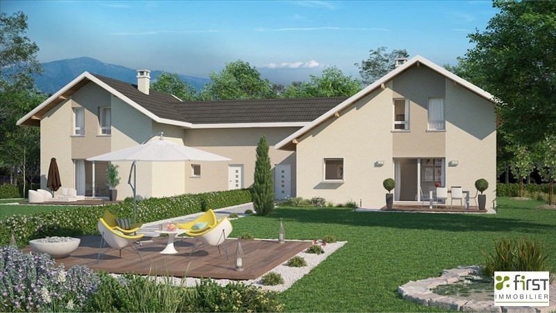 Sale apartment Alby sur cheran 341 930€ - Picture 3