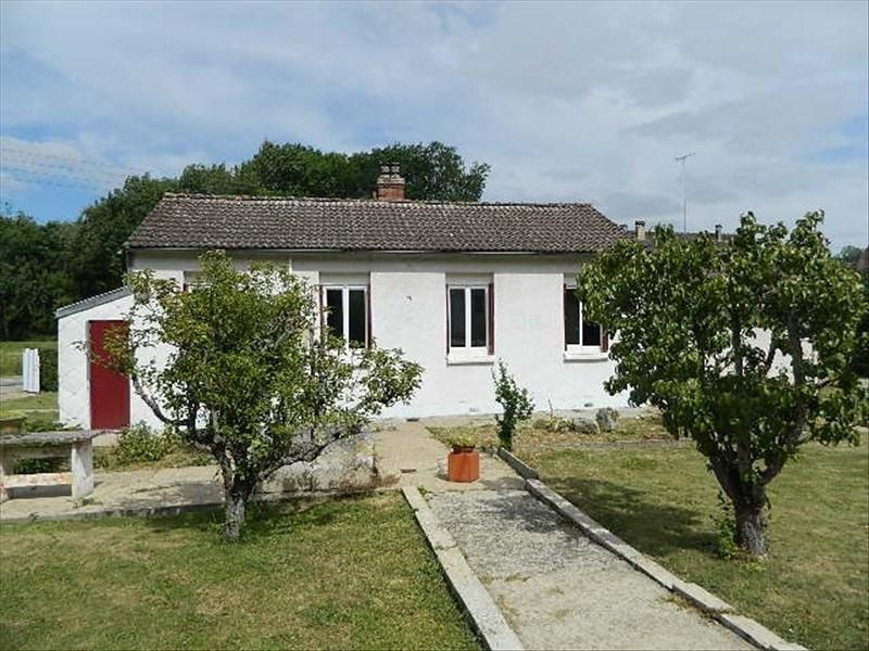 Vente maison / villa Maintenon 139100€ - Photo 1
