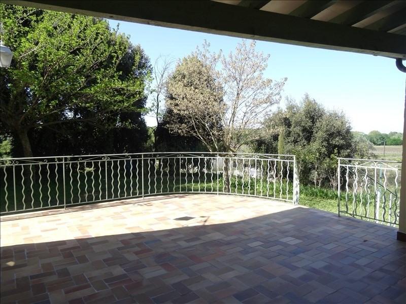 Sale house / villa Mazan 262500€ - Picture 2