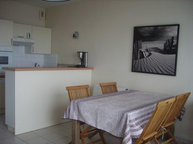 Vacation rental apartment Wimereux 290€ - Picture 5