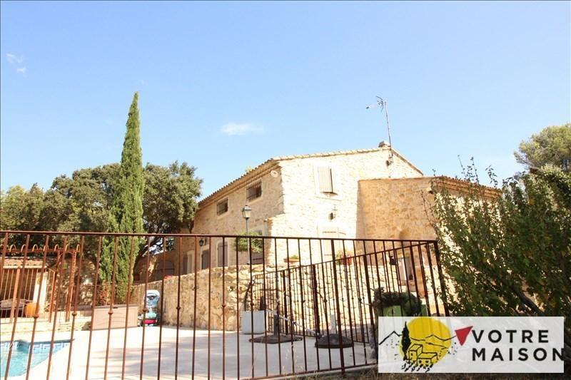 Deluxe sale house / villa Lançon-provence 840000€ - Picture 4