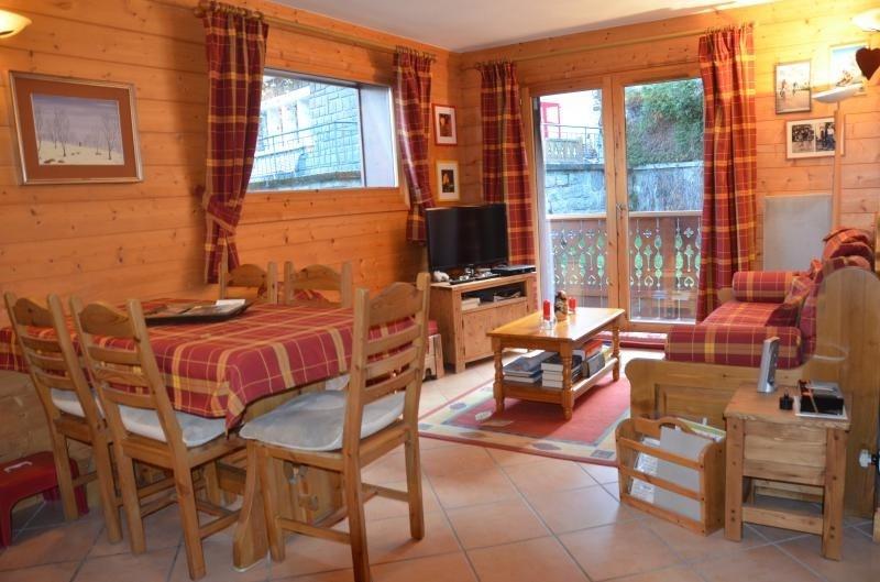 Verkoop  appartement Les houches 320000€ - Foto 1