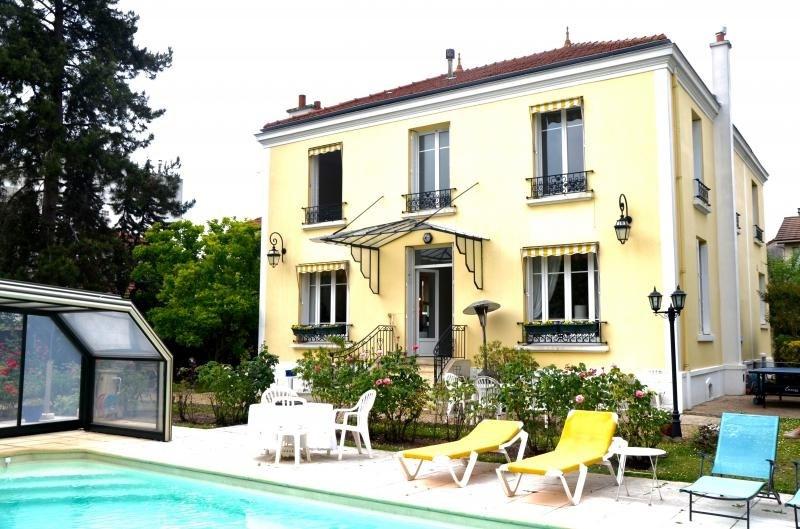 Verkauf von luxusobjekt haus La varenne st hilaire 1900000€ - Fotografie 1