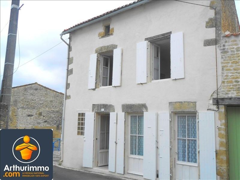 Sale house / villa Aulnay 89640€ - Picture 1