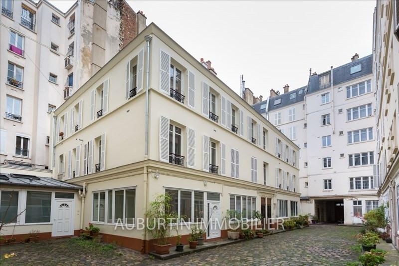Venta  apartamento Paris 18ème 413000€ - Fotografía 1